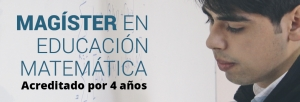 SEGUNDO PROCESO DE POSTULACIÓN AL MAGÍSTER EN EDUCACIÓN MATEMÁTICA