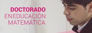 PROCESO DE POSTULACIÓN AL DOCTORADO EN EDUCACIÓN MATEMÁTICA